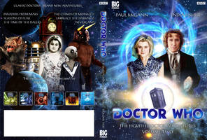 Big Finish Doctor Who EDA vol 2 by Hisi79