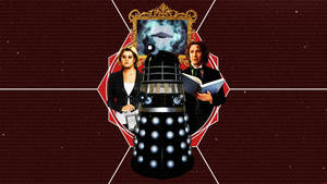 The Time of the Daleks wallpaper by Hisi79
