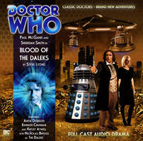 Blood of the Daleks by Hisi79