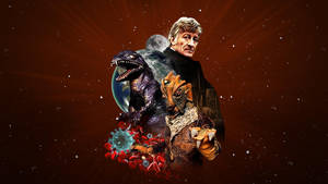 Doctor Who and the Silurians wallpaper by Hisi79