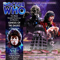 Genesis of the Daleks by Hisi79