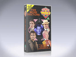 Five More Doctors VHS by Hisi79