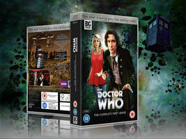The New Eighth Doctor Adventures Series 1 preview by Hisi79