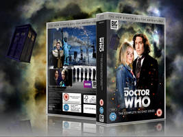 The New Eighth Doctor Adventures Series 2 preview by Hisi79
