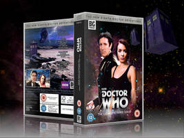 The New Eighth Doctor Adventures Series 3 preview by Hisi79