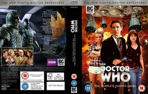 The New Eighth Doctor Adventures Series 4 by Hisi79