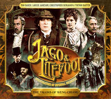 Jago and Litefoot and the Talons of Weng-Chiang by Hisi79