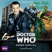 Winner Takes All audiobook cover by Hisi79