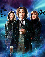 The Eighth Doctor and His Not-Quite Companions by Hisi79