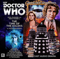The Time of the Daleks 2015 by Hisi79