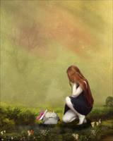 Easter Fantasy by FearIsJustAFeeling