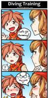 Story of Seasons Comic: Diving Training by Sanoshi