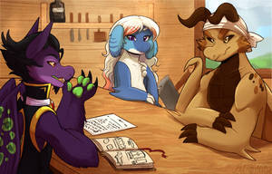 [wyngro] Let's Talk Business by Feligriffin