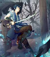Commission for lainey-nesu! by Gondolilam