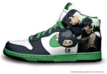 Lambo Nikes by Maximus5432