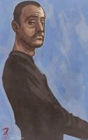 Jean Reno by Hyptosis