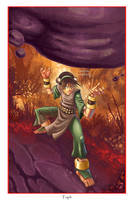 Toph by Hyptosis