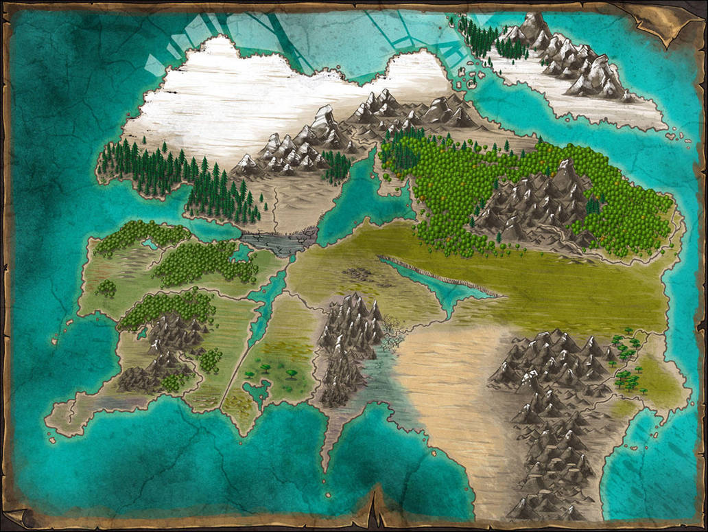 Spare Map by Hyptosis