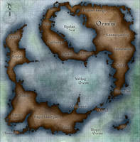 Game Map by Hyptosis