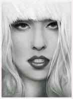 -Lady Gaga by sannimato