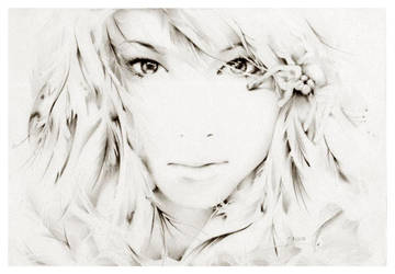 Selfportrait - Purity by sannimato