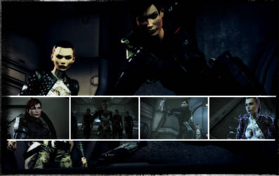 Femshep and Jack Collage on grisson a. by Lezya