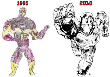 Ironman, then and now by brmidlock