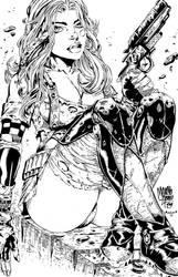 Aphrodite IX by brmidlock