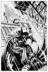 Batman by brmidlock