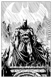 Batman commish by Vass by brmidlock