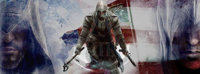 Assassin's Creed Banner by brmidlock