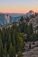 At the End of the Day - Olmstead Point, Yosemite by Mashuto