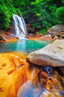 Douglas Falls by Mashuto