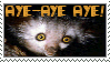 Stamp- Aye-Aye Aye by Lemurness