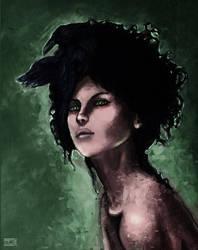 Raven by Anzu-K