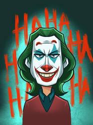 Joker by popon85
