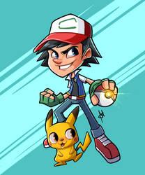 Pokemon  by popon85