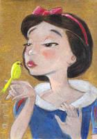 Snow White Tweets by LEXLOTHOR