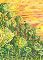 Exoplanetscape 7 by LEXLOTHOR