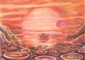 Exoplanetscape 19 by LEXLOTHOR