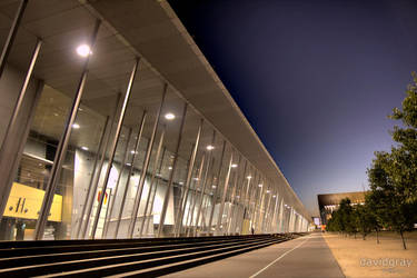 Melbourne Convention and Exhibition Center by Grayda