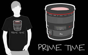 Prime Time T-Shirt by Grayda