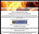 Solid Inc. Media Web-Site by Grayda