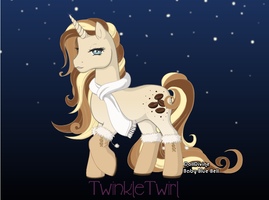 Pony Adoptable! (CLOSED) by moonshinequeen