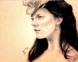 Anne Boleyn- second version by ADIKAY