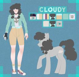 Cloudy by Klooda
