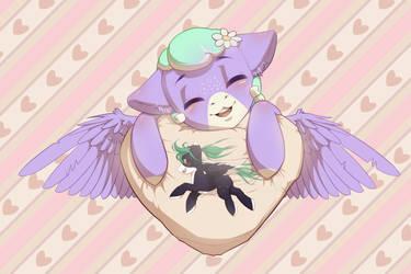 My Favourite Pillow by Klooda
