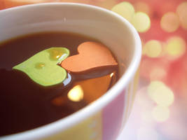 A cup of love, please by smilelikeanangel
