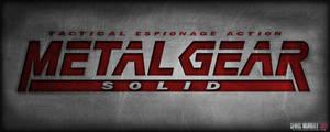 Metal Gear Solid by Hayter