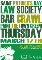 St Patrick's Day Poster by Hayter